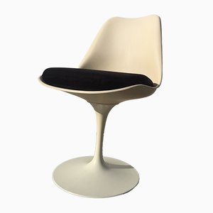 Drehbarer Tulip Chair von Eero Saarinen für Knoll International, 1960er