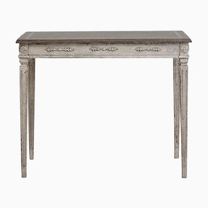 19th-Century Gustavian Free-Standing Console Table