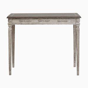 Table Console Gustavienne Autoportante, 19ème Siècle