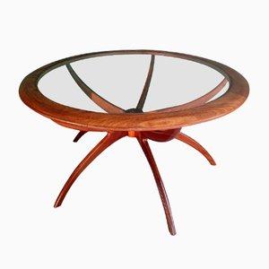 Tavolino da caffè Spider Mid-Century di Victor Wilkins per G-Plan, anni '60