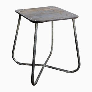 Polish Industrial Side Table, 1960s