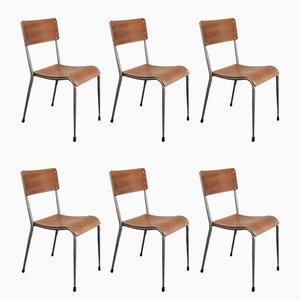 Teak Dining Chairs from Dare Inglis, 1960s, Set of 6