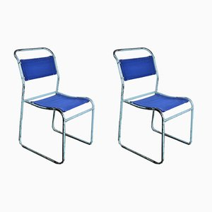 Vintage Dining Chairs from Cox, 1950s, Set of 2