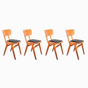 Mid-Century Dining Chairs from Centa, 1960s, Set of 4