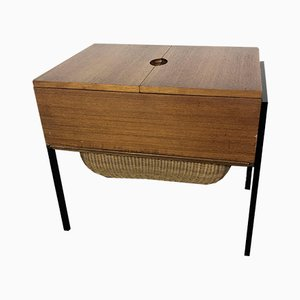 Mid-Century Danish Sewing Box, 1960s