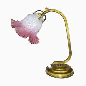 Lampe de Bureau Antique Art Nouveau