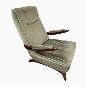 Mid-Century Sessel aus Teak, 1960er, 2er Set