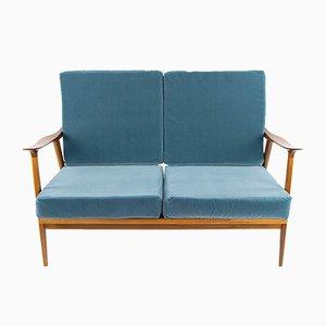 Spanisches 2-Sitzer Sofa von AG Barcelona, 1970er