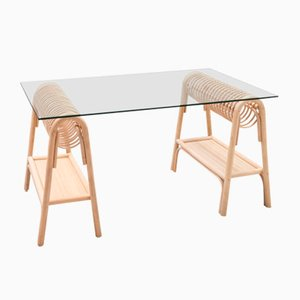 PASSE-PASSE Desk from ORCHID EDITION