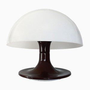 Vintage Lampe in Pliz-Optik von Tramo, 1970er