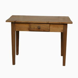 Antique Softwood Children's Table