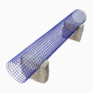 Banc Elements de Construction par Willem van Hooff