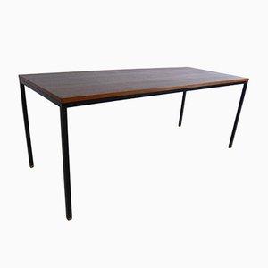 Teak & Metal Coffee Table, 1950s