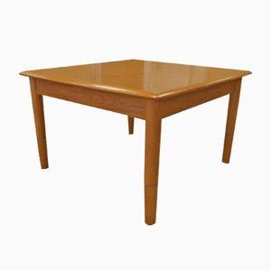 Danish Teak Coffee Table from S. Burchardt Nielsen, 1970s