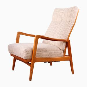 Mid-Century German Lounge Chair by Walter Knoll for Knoll, 1950s