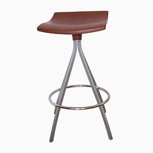 Gimlet Swivel Bar Stool by Jorge Pensi for Mobles 114, 1990s