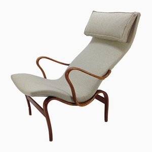 Model Pernilla Easy Chair by Bruno Mathsson, 1950s