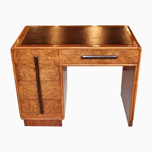 Art Deco English Desk from Hampton and Sons, 1930s