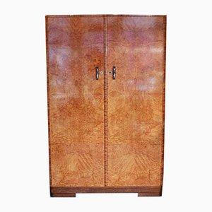 Art Deco Kleiderschrank von CWS Cabinet Works