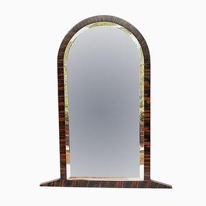 Art Deco Spiegel, 1930er