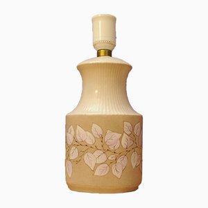 Lámpara vintage de porcelana de Kaiser