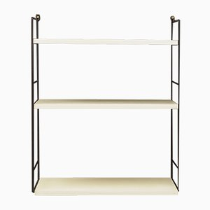 Metal Wall Shelving Sytem from WHB, 1960s
