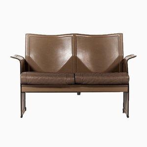 Kleines Korium Sofa von Tito Agnoli für Matteo Grassi, 1970er