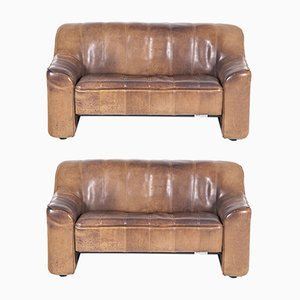 Vintage DS-44 Sofas from de Sede, 1970s, Set of 2