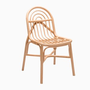 SILLON Rattan Chair by Guillaume Delvigne for ORCHID EDITION