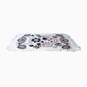 Bombroo Teppich mit rosa Muster von Klaus Haapaniemi für Tikau
