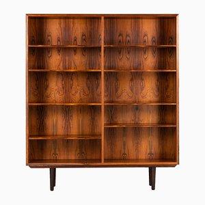 Mid-Century Danish Rosewood Bookcase, 1960s