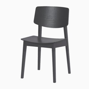 Black USUS Chair from bartmann berlin