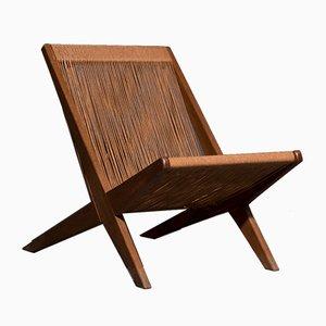 Lounge Chair by Poul Kjærholm and Jørgen Høj Snedkerier, 1952