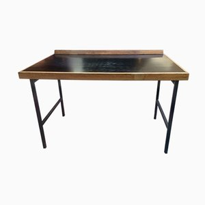 Small Mid-Century Metal Desk by Pierre Guariche