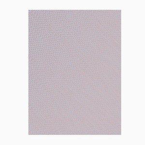 Papier-Peint Happy Rain Rouge et Gris par Marta Bakowski pour La Chance