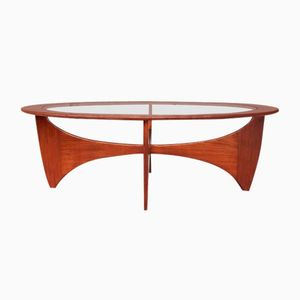 Mid-Century Astro Fresco Teak Coffee Table from G-Plan, 1970s