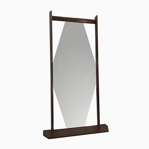 Specchio con mensola, Italia, 1963