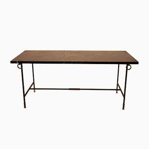 Table Basse Vintage en Marbre