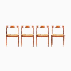 Chaises de Salle à Manger Modernistes par Martin Visser pour ´t Spectrum, 1960s, Set de 4