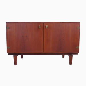 Small Teak Sideboard by Peter Løvig Nielsen for Løvig, 1960s