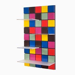 Unità di mensole C12 Confetti di Per Bäckström per Pellington Design