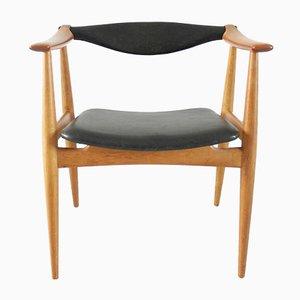 Chaise Modèle CH34 Yoke par Hans J. Wegner pour Carl Hansen & Søn, 1959