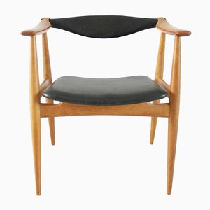 Model CH34 Yoke Chair by Hans J. Wegner for Carl Hansen & Søn, 1959