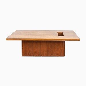 Tavolino da caffè Mid-Century di John Keal per Brown Saltman