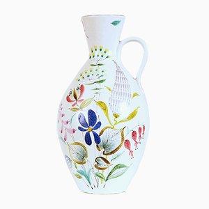 Schwedische Mid-Century Vase von Stig Lindberg für Gustavsberg