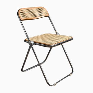 Plia Folding Chair by Giancarlo Piretti for Castelli, 1974