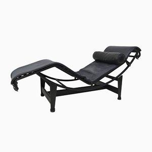 Chaise longue LC4 vintage de Le Corbusier, Pierre Jeanneret & Charlotte Perriand para Cassina