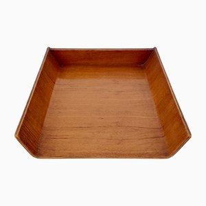 Mid-Century Tablett aus Schichtholz von Florence Bassett Knoll für Knoll International, 1950er