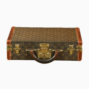 Vintage President Monogram R2662 Attaché Case from Louis Vuitton