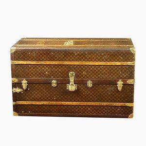 Baule R2659 vintage in belle ed ottone